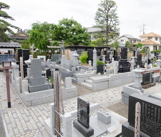 寺院墓所をさがす